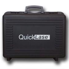 Desktop laser case